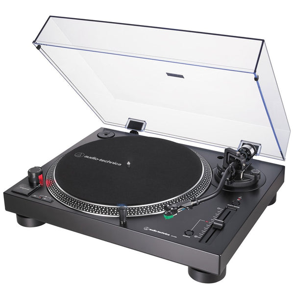 Audio-Technica LP120XUSB Direct-Drive Turntable (Black) w/ VM95E Cartridge PRE-ORDER