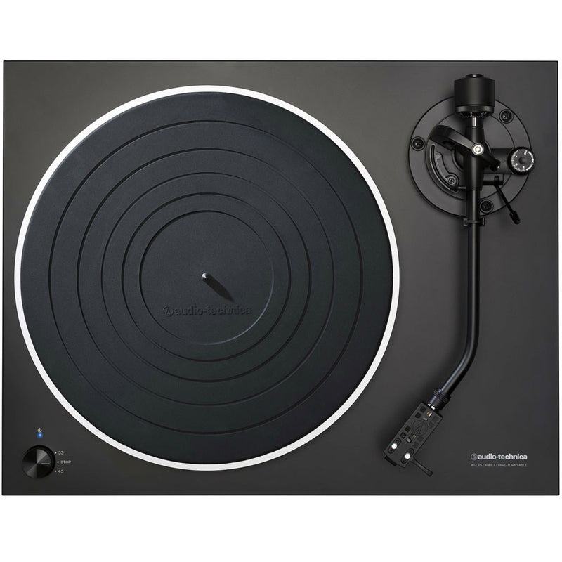 Audio-Technica AT-LP5 Direct Drive Hi Fi Turntable w/AT95EX High Performance Cartridge