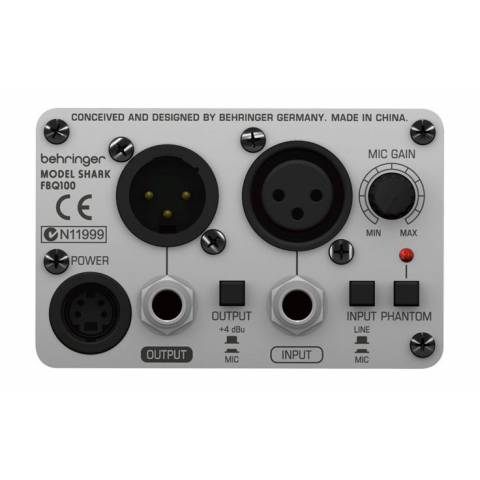Behringer SHARK FBQ100 Feedback Destroyer