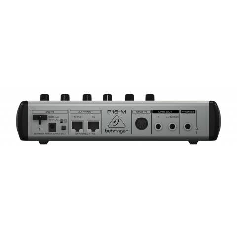 Behringer P16M Powerplay Digital Personal Mixer
