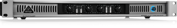 Behringer EUROPOWER EPQ304 Professional 300-Watt Light Weight 4-Channel Power Amplifier