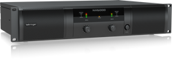Behringer NX6000 Ultra-Lightweight 6000-Watt Class-D Power Amplifier