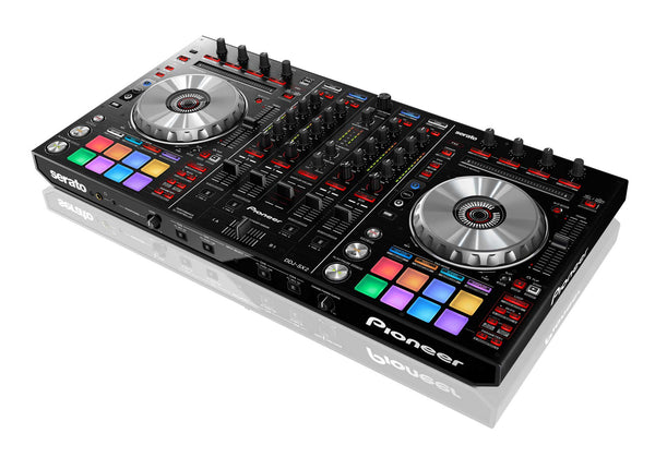 Pioneer DDJ-SX2 4-channel DJ Controller for Serato DJ Pro (optional UDG Flight Case)