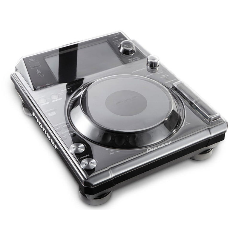 DECKSAVER Polycarbonate Dust Cover for Pioneer XDJ-1000MK2 Media-Player (also fits MK1)