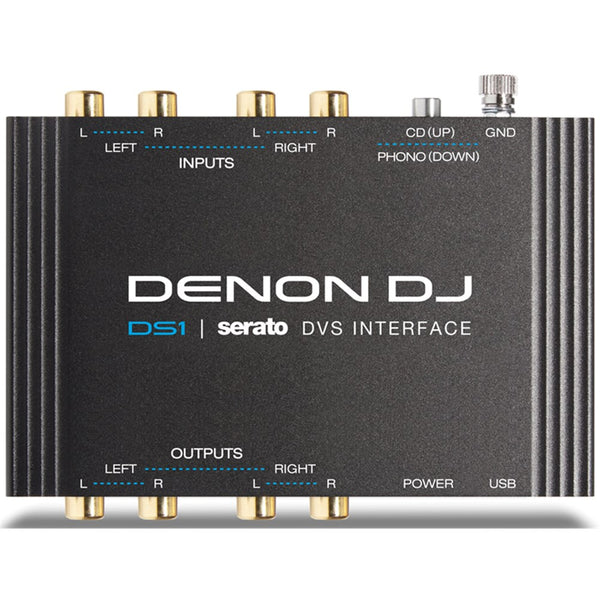 Denon DS1 Serato DVS Audio Interface