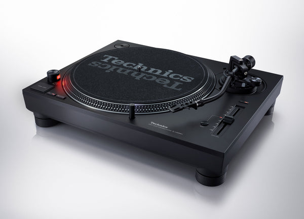 Technics SL-1210MK7 Direct Drive DJ Turntable (2019)