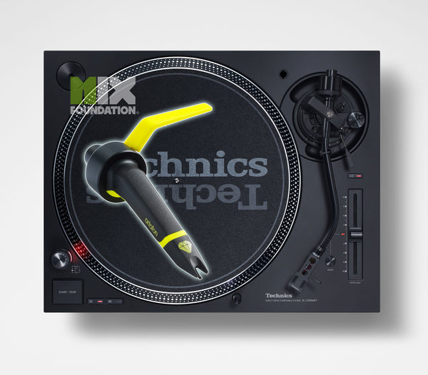 Technics SL-1210MK7 Direct Drive DJ Turntable with Ortofon Concorde Club Cartridge