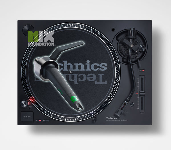 Technics SL-1210MK7 Direct Drive DJ Turntable with Ortofon Concorde Mix Cartridge