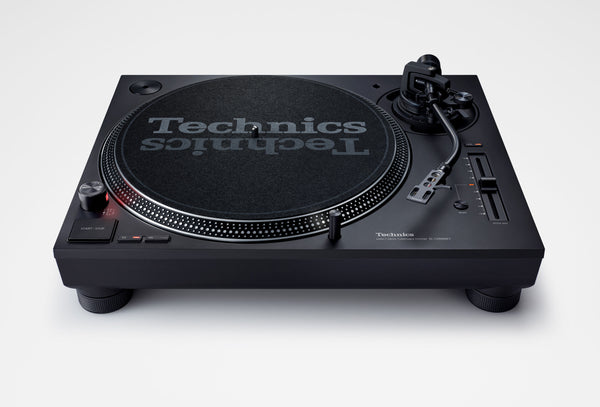 Technics SL-1210MK7 Direct Drive DJ Turntable with Ortofon Concorde Digital Cartridge