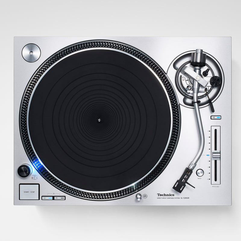 Technics SL-1200GR Grand Class Direct Drive Turntable (optional Ortofon 2M Cartridge) Made in Japan