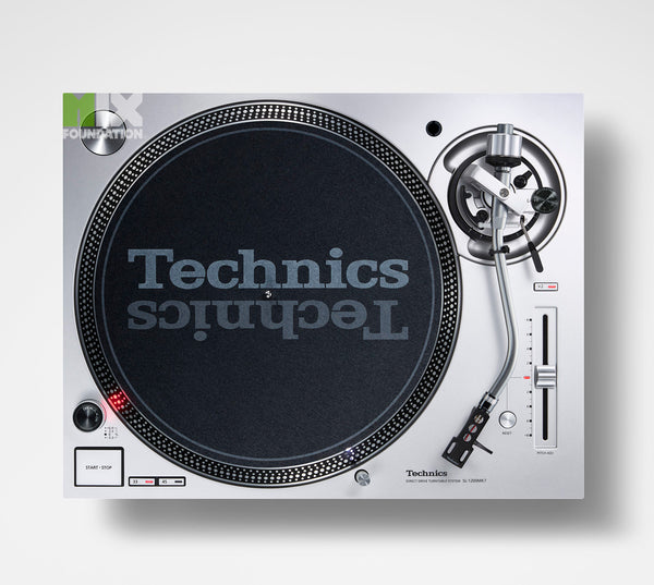Technics SL-1200MK7 Direct Drive DJ Turntable Silver Edition MAY PRE-ORDER