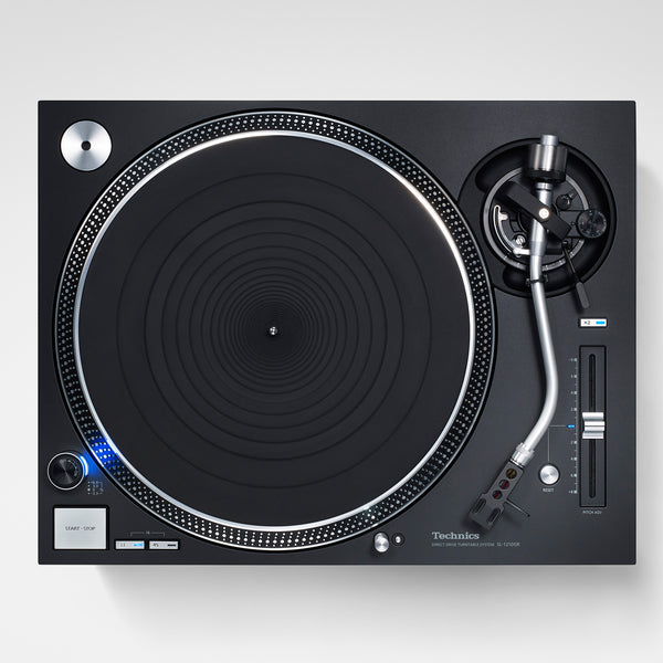 Technics SL-1210GR Grand Class Direct Drive Turntable (optional Ortofon 2M Cartridge) Made in Japan
