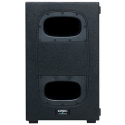 "QSC KS112 | 2KW Compact Powered 12"" Subwoofer 