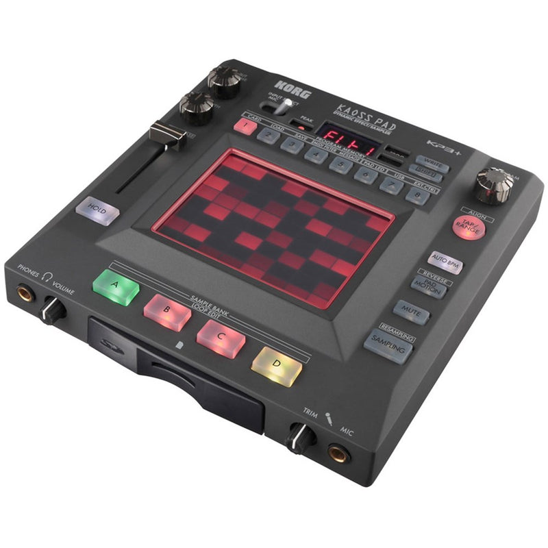 KORG KAOSS PAD KP3+ Dynamic Effects Pad/Sampler
