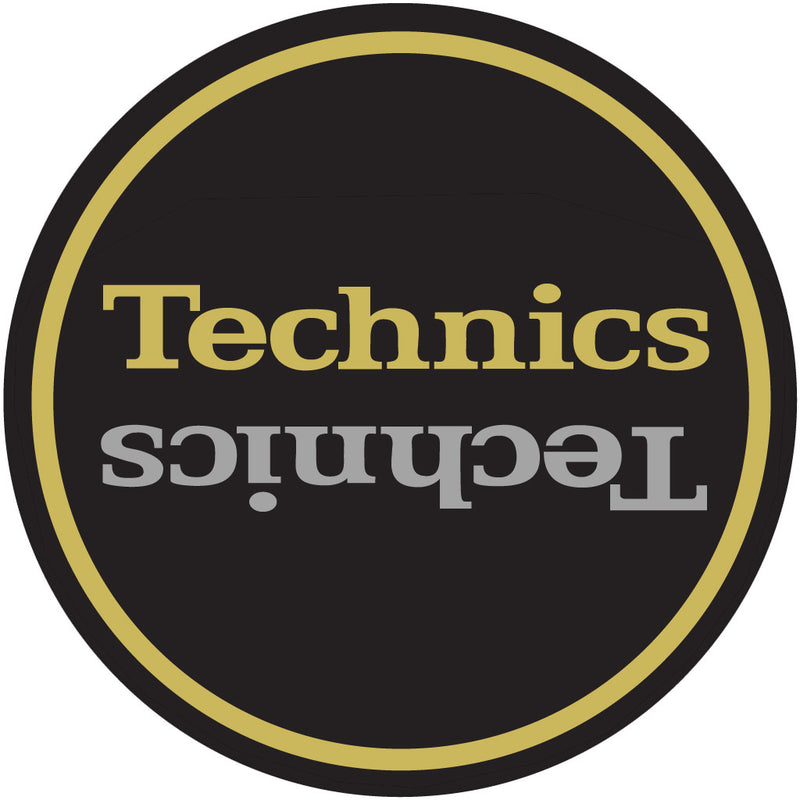 Technics Ltd Edition Champion Slipmats | Pair