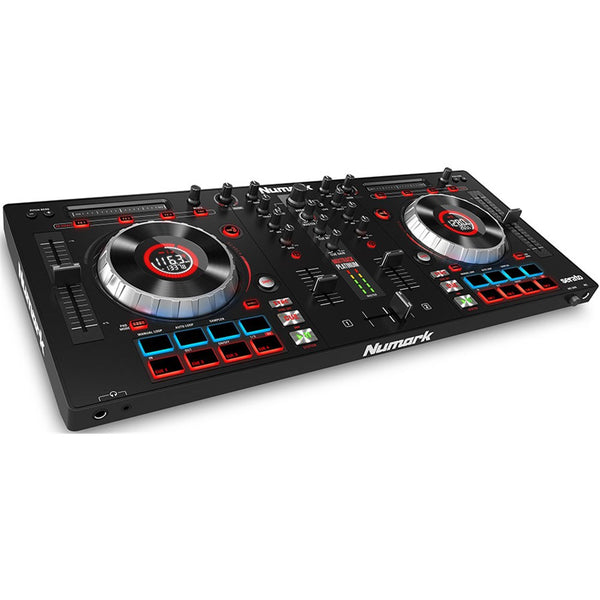 Numark MIXTRACK PLATINUM Controller for Serato DJ Intro