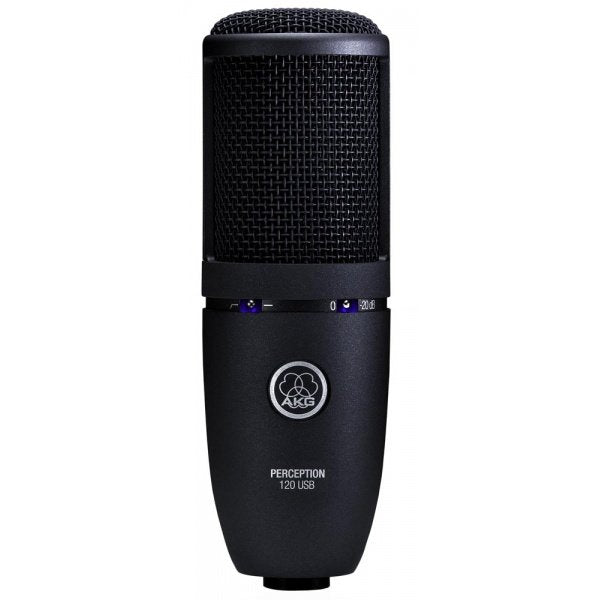 AKG P120 USB High Performance Condenser Microphone