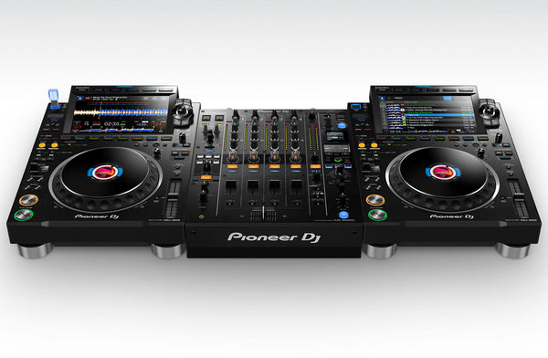 Pioneer CDJ-3000 X DJM-900NXS2 Professional Digital Media Package