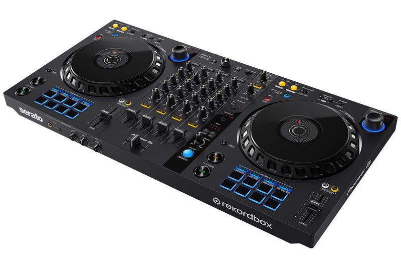 Pioneer DDJ-FLX6 4-Channel DJ Controller for Rekordbox and Serato DJ Pro PRE-ORDER