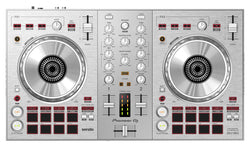 Pioneer DDJ-SB3-S 2-Channel DJ controller for Serato DJ Lite - Limited Edition Silver