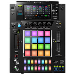 Pioneer DJS-1000 Standalone DJ Sampler with 7-inch full-colour Touch Screen