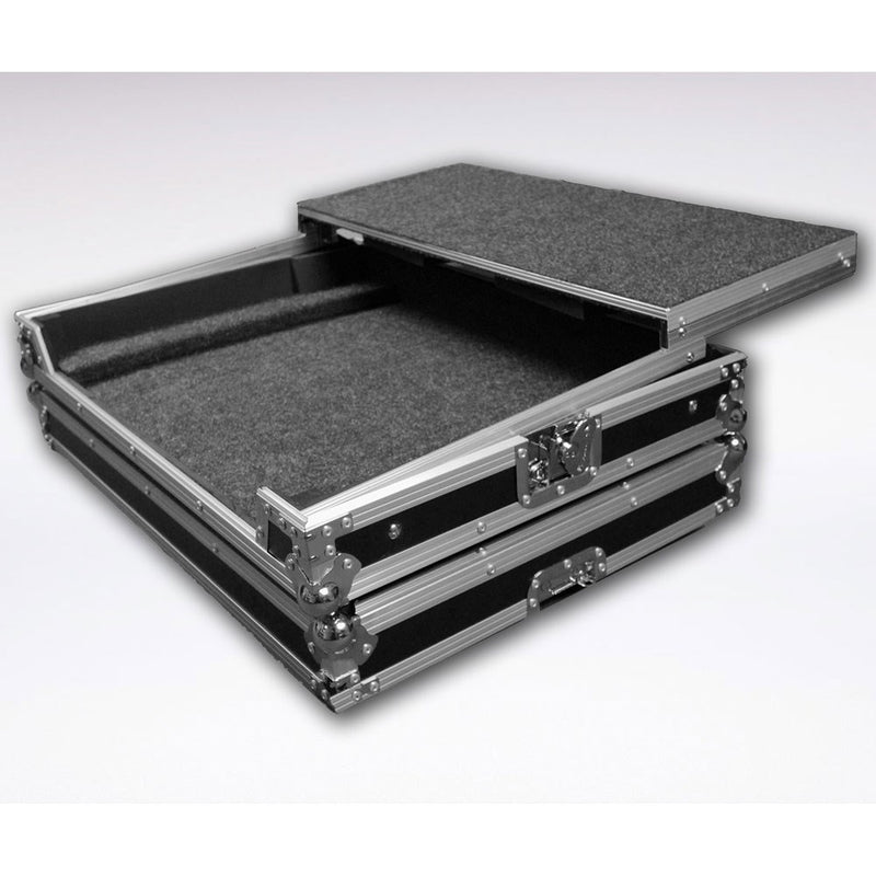 Pioneer RCSX Road Case for DDJ-SX/SX2/SX3/RX DJ Controllers (Black)
