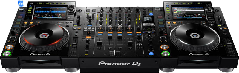 Pioneer CDJ-2000NXS2 with DJM-900NXS2 Ultimate Digital Package