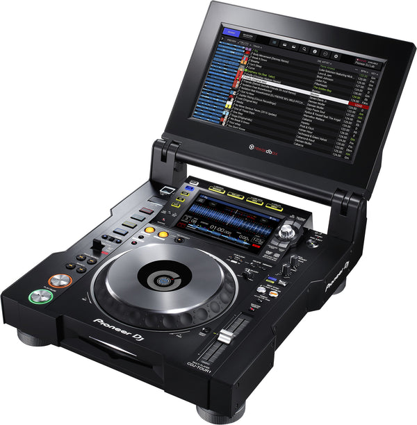 Pioneer CDJ-TOUR1 Tour System Media-Player with fold-out Touch Screen PRE-ORDER
