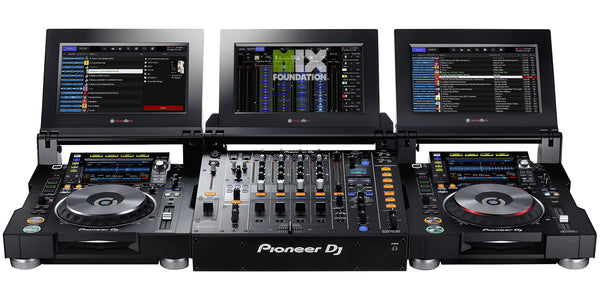 "Pioneer TOUR1 Package System | Festival-Ready with Arena Grade Components & 13"" Touch Screens ONE SET ONLY"