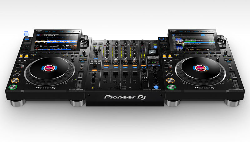 "Pioneer CDJ-3000 Professional Media-Player with 9"" HD Touch Screen"