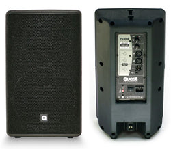 Quest QSA 200i Compact Powered 8 Monitor Speaker