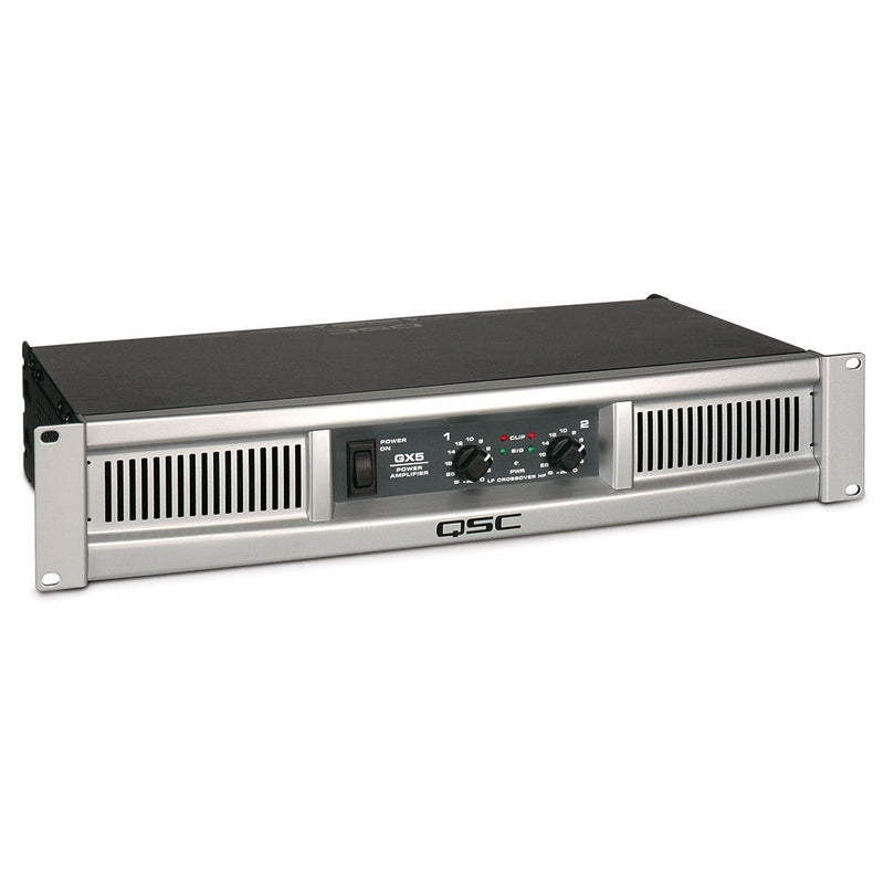 QSC GX5 Power Amplifier (2 x 700 Watts @ 4ohms)
