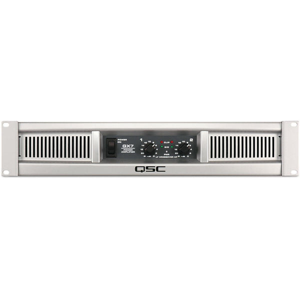 QSC GX7 Power Amplifier (2 x 1,000 Watts @ 4ohms)