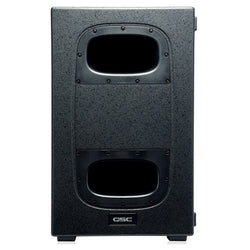 "QSC KS212C | 3.6KW Dual 12"" Powered Cardioid Subwoofer"