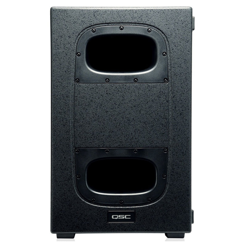 "QSC K10.2 + KS212C | 7.6KW Powered 10"" Speakers with Powered Dual 12"" Sub & Stands Package System 3"