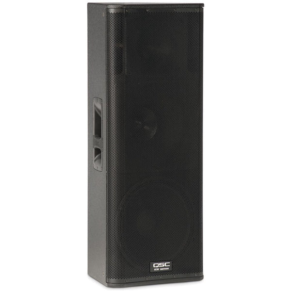 "QSC KW153 1000 Watt 15"" 3-Way Powered Speaker"
