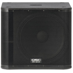 "QSC KW181 1000 Watt High-Powered 18"" Active Subwoofer SPECIAL"