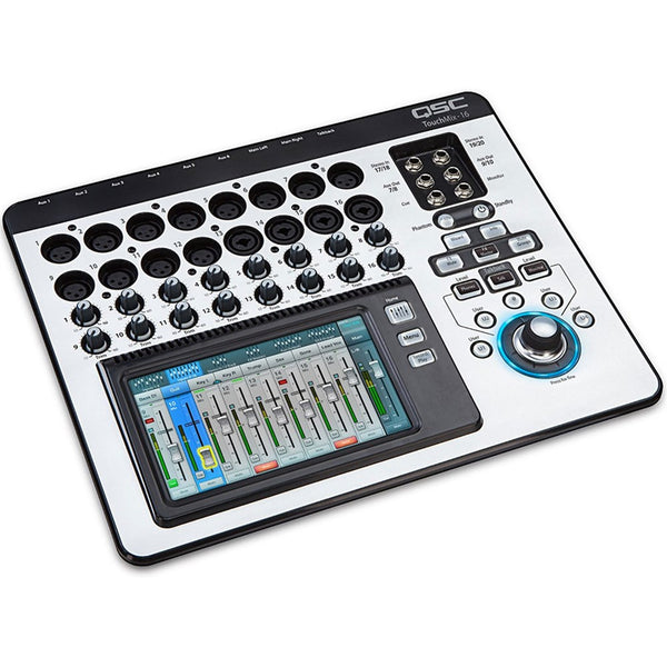 QSC TOUCHMIX 16 Compact Digital Mixer