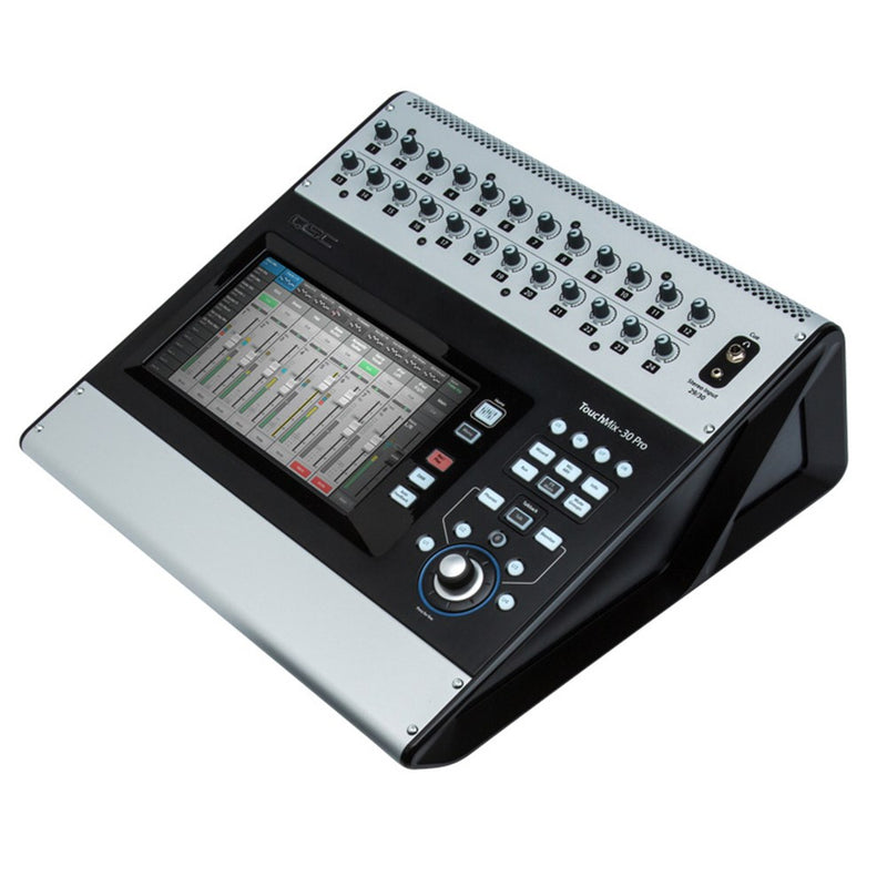 QSC TOUCHMIX 30 PRO Compact 30 Channel Digital Mixer