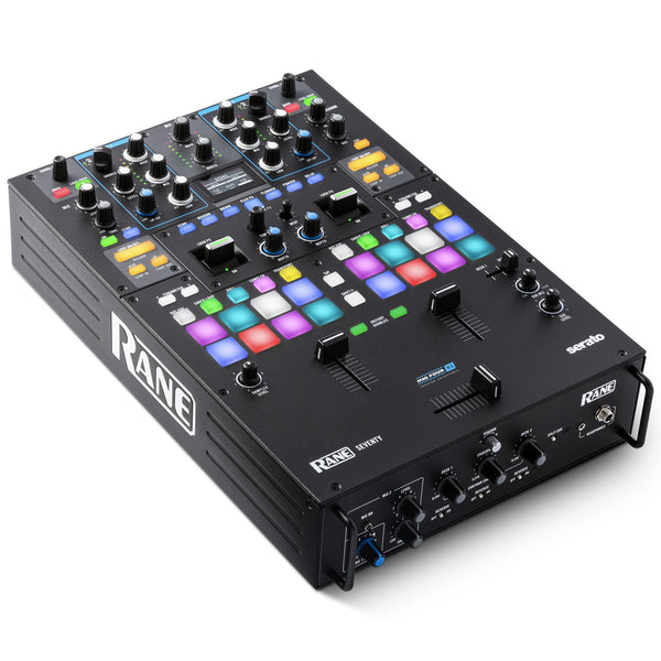 Rane SEVENTY 2-Channel Premium Battle Mixer for Serato DJ Pro