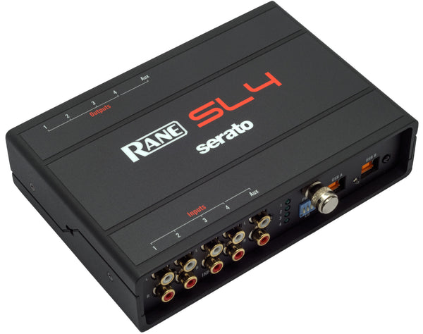 Rane Serato SL4 Dual USB Digital Interface | Compatible with Serato DJ Pro