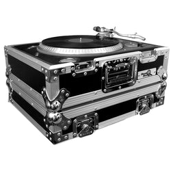 Road Ready RR1200B MKII Deluxe Turntable Case