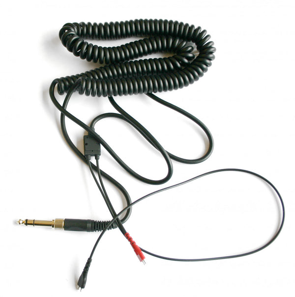 Sennheiser HD25 Replacement Coiled Cable - 3M