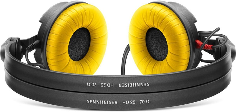 Sennheiser HD25 Limited Edition 75th Anniversary On-Ear DJ Headphones