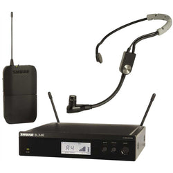 Shure BLX14-SM35 Wireless Headset Mic System NZ AUTHORISED