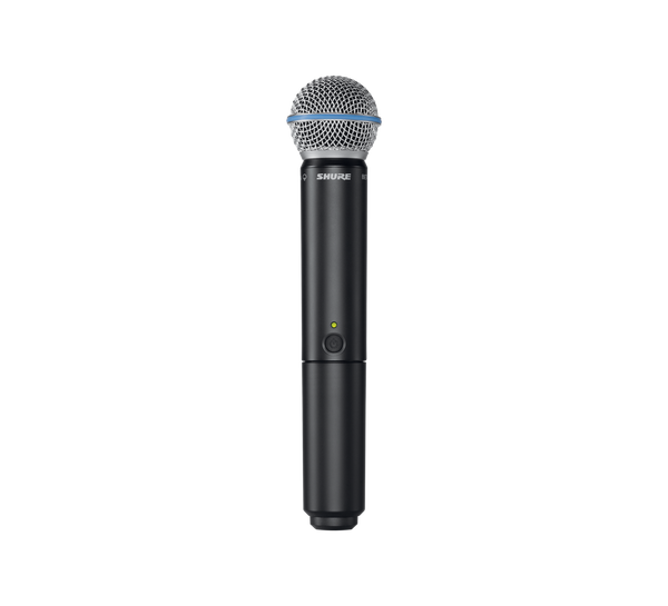 Shure BLX24-B58 Handheld Wireless Mic System | NZ AUTHORISED
