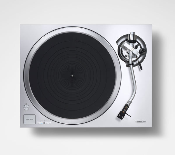 Technics SL-1500C Direct Drive Audio Turntable Silver (2019)
