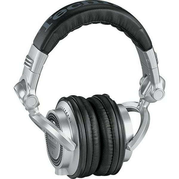 Technics RP-DH1250-S Over-Ear Pro DJ Headphones
