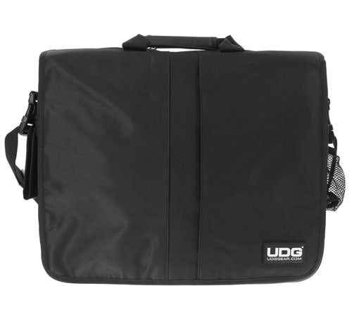 UDG Ultimate COURIERBAG DELUXE 17 Black, Orange Inside