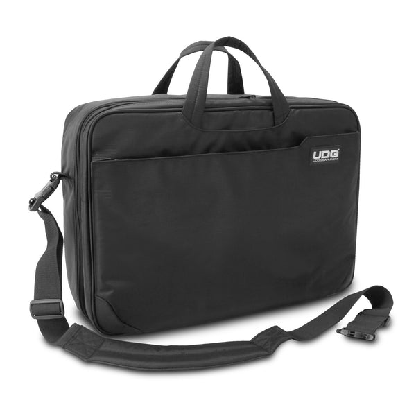 UDG Ultimate MIDI CONTROLLER SLINGBAG Large MK2 Black/Orange  (Fits Pioneer DDJ-RB/RR/SB2, Numark NV II)
